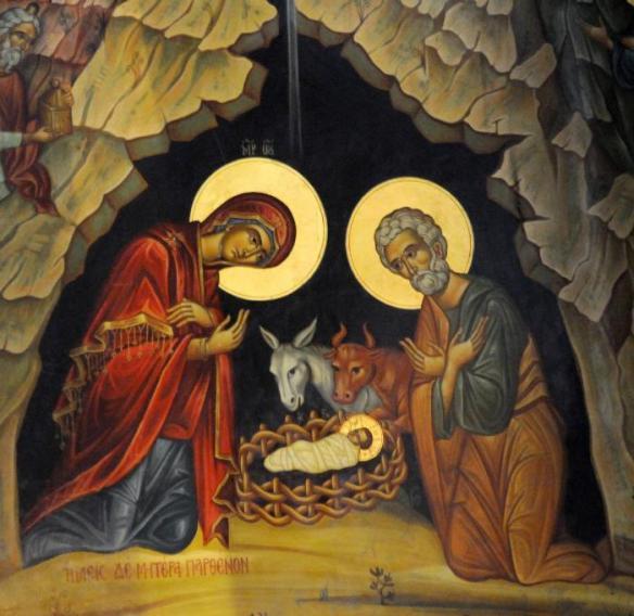 Boże Narodzenie w malarstwie cz. I   forumdlazycia