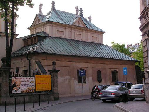 Domek_loretański_Kraków_kapucyni