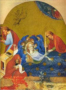 Ołtarz Najświętszej Marii Panny (Konrad von Soest)