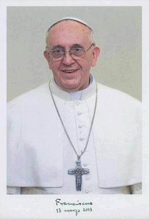 Papiez Franciszek Fot Vatican_.fronda.pl