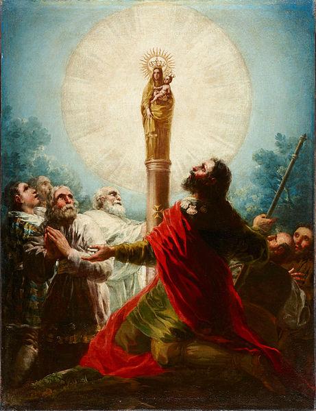 św Jakub z uczniami adoruje Matkę Bożą na Kolumnie_Goia_en.wikipedia.org