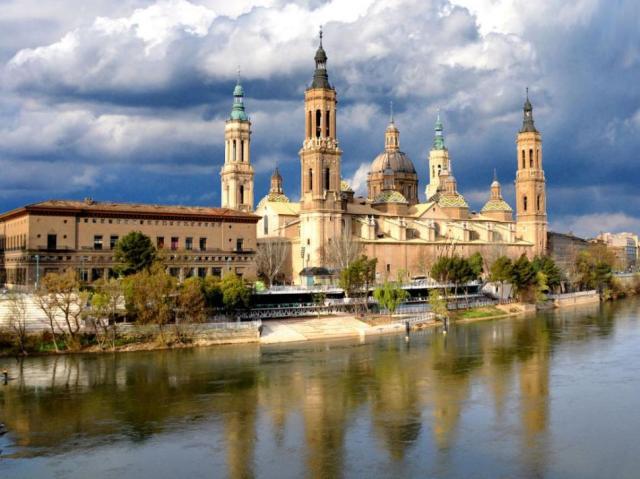 Hiszpania, Nuestra Senora del Pilar Bazylika katedralna Matki Bożej na Kolumnie w Saragossie_saragossa.lovetotravel.pl