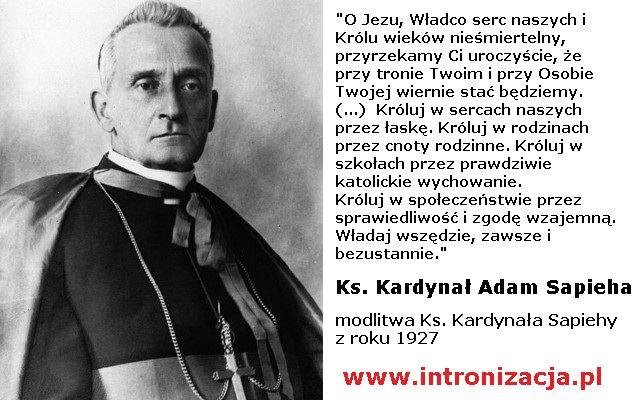 Znalezione obrazy dla zapytania Pan Jezus król Polski w cierniowej koronie