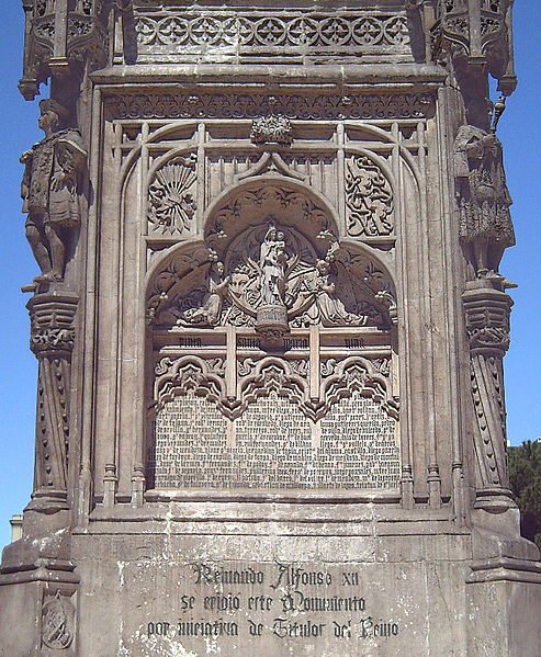 Matka Boża z Pilar_Venida de la Virgen del Pilar (Ximenez de Maza)_en.wikipedia.org