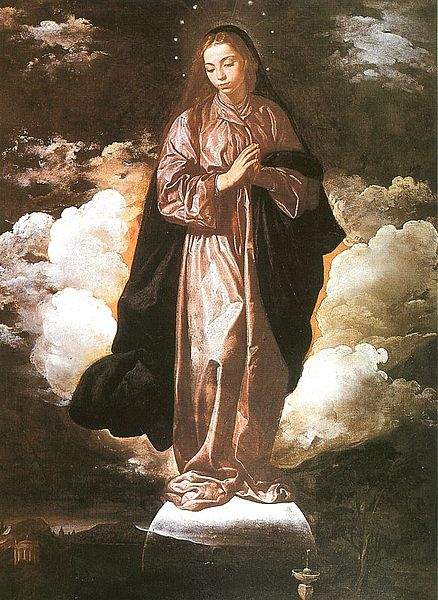 Virgin Mary Pilar_Diego Velazquez_en.wikipedia.org