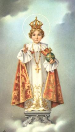Znalezione obrazy dla zapytania DZIECIATKO JEZUS KRÓLEM