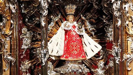 Praskie Dzieciątko Jezus_Dzieciątka Jezus_wikipedia