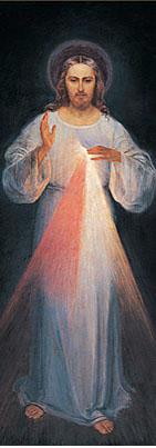 Jezu ifam Tobie -oryginał