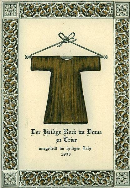 Ilustracja Sukni z Trewiru z 1933_pl.wikipedia.org