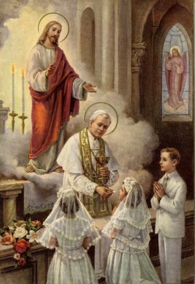 Pius X błogosł.przez P.Jezusa - deedeescreations.com_amandafirstcommunionremembrance_rzymski-katolik.blogspot.com