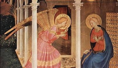 Prawdziwe nabożeństwo – niewola miłości do Matki Bożej - Fra Angelico_upload.wikimedia.org