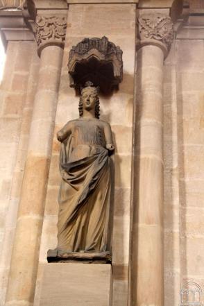 Eclessia - Bamberg - katedra pod wezwaniem św. Piotra i Jerzego_albumromanski.pl