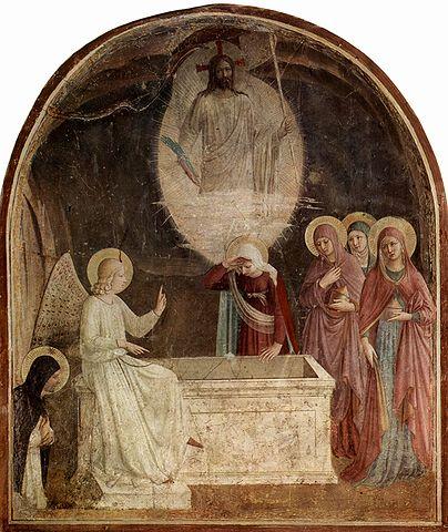 Zmartwychwstanie - Fra Angelico