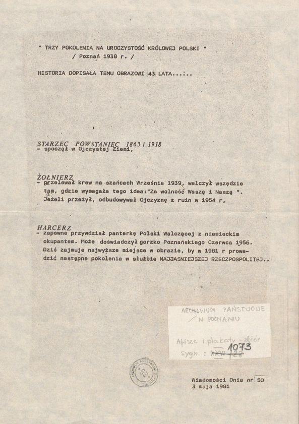 Uroczystość_Królowej_Korony_Polskiej_ulotka_03.05.1981_s.2