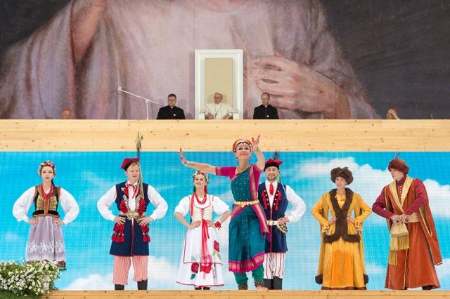 Blonia - powitanie_www.malopolska.uw.gov.pl_Photo Krzysztof Wilk