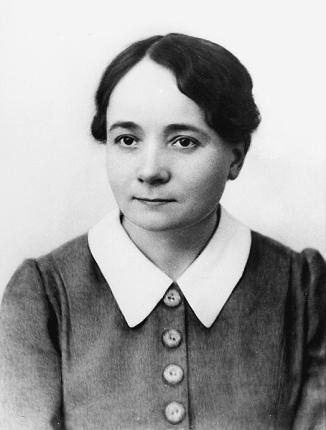 Rozalia Celakówna - zdjęcie portretowe z 21 lutego 1941 roku_rozalia.krakow.pl