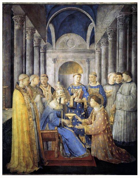 St Laurentius Roma 4 4