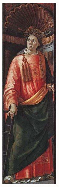 St Laurentius Roma 5 13