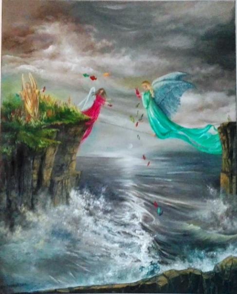 Gdzie Jest W Tej Chwili Mój Anioł Stróż Czy Wierzę że Tuż