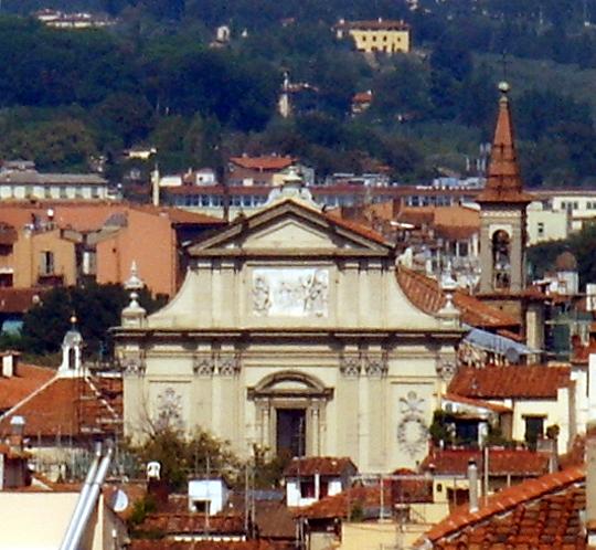 San_marco_view_aerea Widok na Muzeum św. Marka