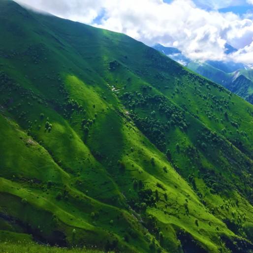 231.jpg w=1200 wyjść z sanktuarium i wejść na szlak drogi krzyżowej, wiodącej wokół niewielkiego wzgórza zwanego Planeau. To zdjęcie