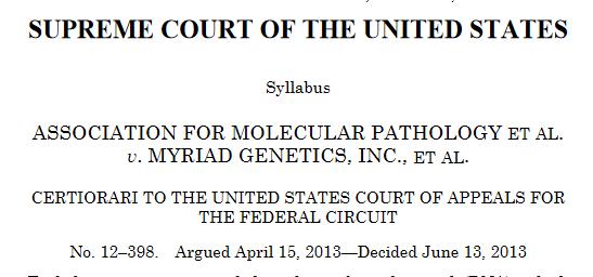 Screenshot 2021-07-15 at 21-43-38 12-398 Association for Molecular Pathology v Myriad Genetics, Inc (06 13 2013) - 12-398_1[...]